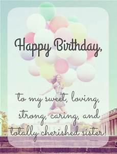 Happy Birthday Wishes for Sister, Funny Message Images ...