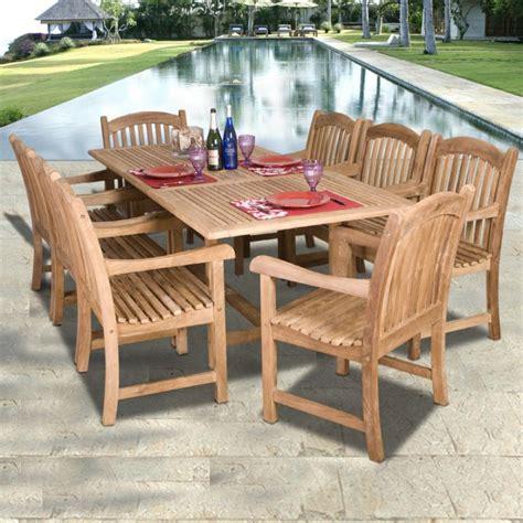 Furniture Types Of Teak Furniture Tables Teak Outdoor