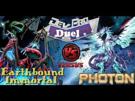 earthbound immortal deck build devpro duel earthbound immortals vs photons