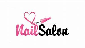 Nail Logo   Beauty ♥ nails   Pinterest   Logos