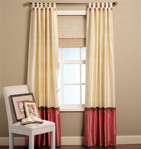 Sewing Patterns For Drapes - curtain sewing pattern you can also use a ready made