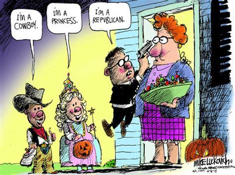 Republican Halloween Meme - radio free exile gop halloween