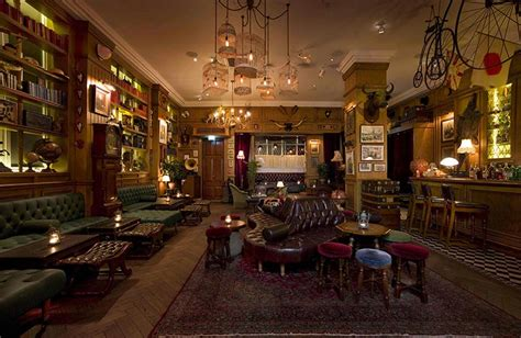 Mr Fogg's: Phileas Fogg themed Mayfair bar   HYHOIHave You Heard Of It?