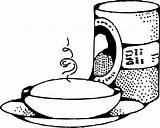 Oatmeal Clip Clipart Breakfast Porridge Vector Svg Rice Oats Oat Bw Clker Sheaf Corn Royalty Coffee Instant Transparent Webstockreview Onlinelabels sketch template