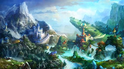 Permalink to Fantasy World Wallpapers Hd
