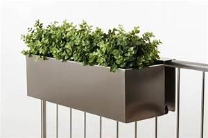 Künstliche Blumen Für Balkonkästen : balkonkasten blumenkasten edelstahl binox geb rstet ~ A.2002-acura-tl-radio.info Haus und Dekorationen