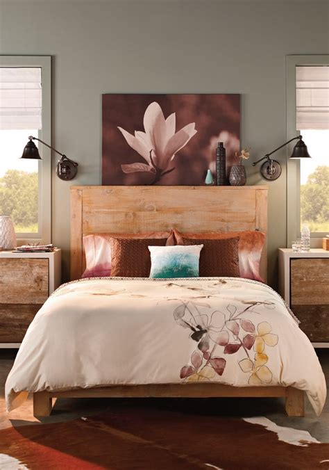 zen colors for bedroom give your bedroom a makeover with behr paint in artful 17907