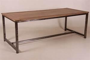 Tisch Metall Holz : nina tisch holz metall alle tische esstische ~ Whattoseeinmadrid.com Haus und Dekorationen