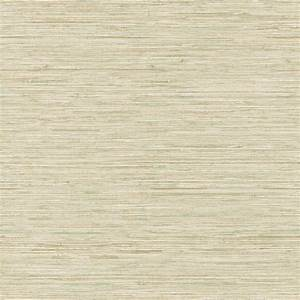 York Wallcoverings Tropics Horizontal Grasscloth Wallpaper ...