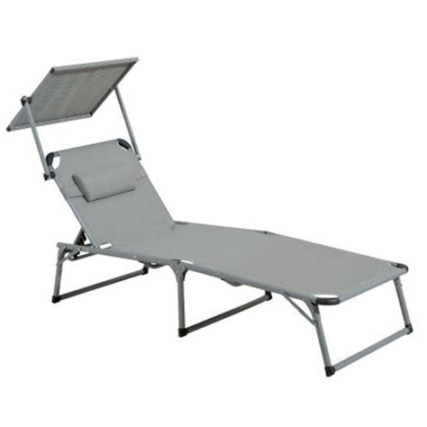 chaise de bain b b chaise longue bain de soleil avec pare soleil aldi