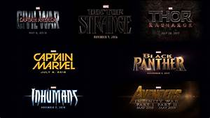 Image Gallery Marvel Movies 2017