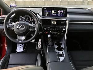 Tech Updates Highlight 2020 Lexus Rx 350 F Sport Awd