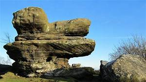 Circular Walk At Brimham Rocks