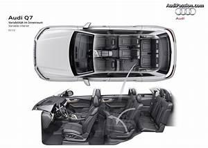 Audi Q7 Interieur : l audi q7 lue meilleur design int rieur haut de gamme ~ Nature-et-papiers.com Idées de Décoration
