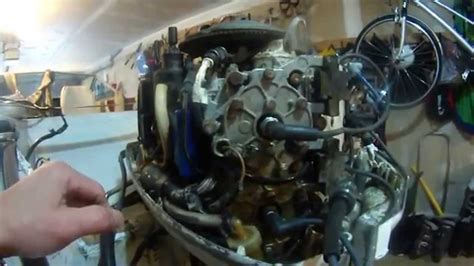 johnson 90hp outboard no spark fixed troubleshoot