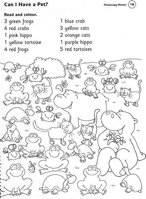 animals worksheets for kindergarten brandonbrice us worksheet english animal photo images about