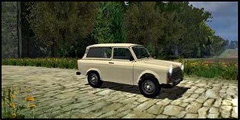trabant 601 kaufen fs 2011 trabant 601 combi v 1 0 cars mod f 252 r farming simulator 2011