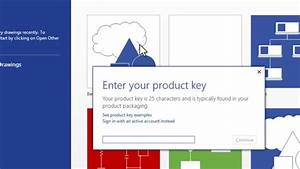 Product Key Microsoft Office Visio Professional 2007 Full