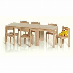 Kindertisch Und Stühle Holz : 1 kindertisch holz quadratisch buche ohne st hle u deko kindergarten wertprodukte ~ A.2002-acura-tl-radio.info Haus und Dekorationen