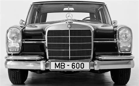 Brabus classic photobook with restoration and studio pictures. Digital Carauto: Mercedes-Benz 600 Pullman Limousine de ...