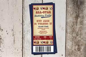 All-star Baby shower Invitation, sports Baby Shower, printable invitation