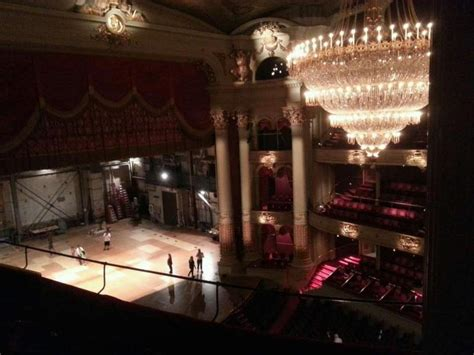 How bad are the amphitheatre seats? Academy of Music, section Family Circle G, row D, seat 35, shared by frank
