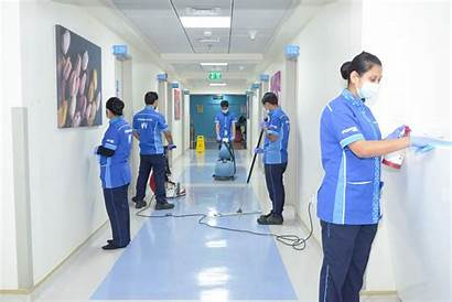 Cleaning Services Facilities Management Power