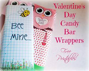valentines day printable candy bar wrappers free With valentine candy bar wrapper templates