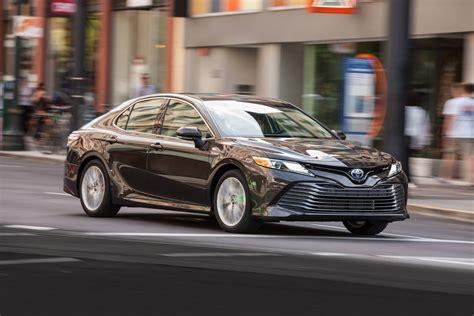 Hybrid Sedans 2018 by 2018 Toyota Camry Hybrid Sedan Pricing For Sale Edmunds