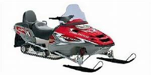 2006 Polaris 340 Indy Touring Snowmobile Repair Manual