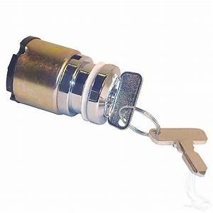 Club Car Key Switches  U0026 Ignition Parts