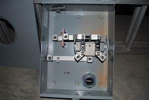 Meter Box Wiring - Electrical