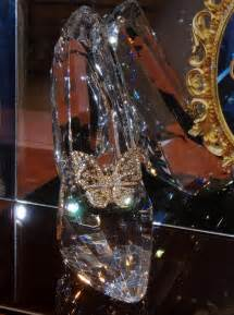 2015 Cinderella Glass Slipper