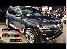 2019 BMW X7 – Redline First Look – 2018 LA Auto Show