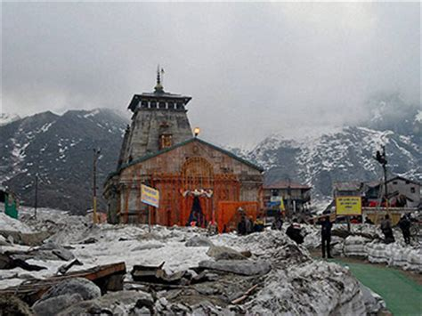 Bad Weather Further Suspends Kedarnath Yatra Till 29 July