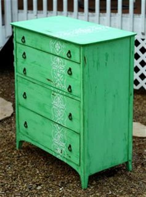 stenciled  painted furniture images