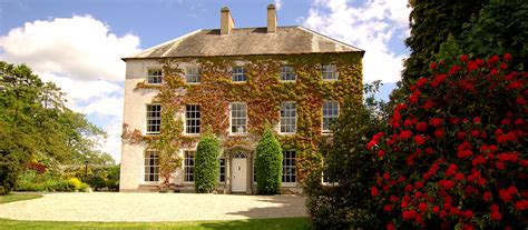 irish country houses luxury boutique castle hotels and