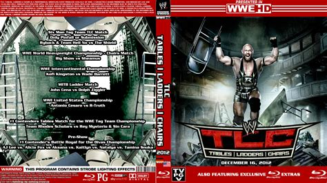 tlc tables ladders chairs cover 2012 by