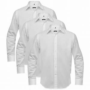Solde Vetement De Travail : acheter 3 chemises de travail pour homme taille xxl blanc ~ Edinachiropracticcenter.com Idées de Décoration