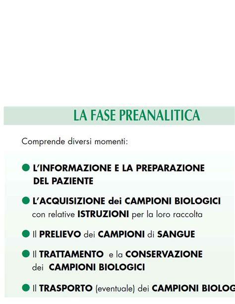 biochimica clinica dispense variabilit 224 preanalitica dispense