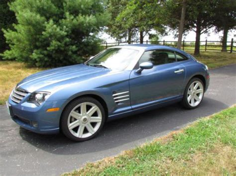 2008 Chrysler Crossfire For Sale by Sell Used 2008 Chrysler Crossfire Limited Coupe 23 000