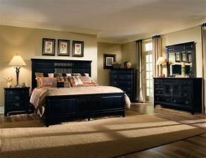 Master Bedroom Furniture In Dark Oak