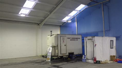 commercial asbestos removal industrial demolition