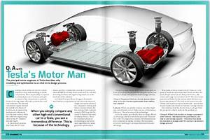 Bedah Teknologi Mobil Listrik Terkencang  Tesla Model S