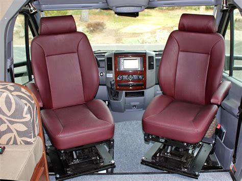 If you'd like a complete set please order one of each (driver & passenger) configurations. Sprinter Seat Upgrade