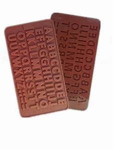 aliexpresscom buy 1pcs 26 letters shape silicone mold With buy chocolate letters
