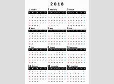 2018년 달력 프린트 공유해요 PPT 다운로드 네이버 블로그 2018년 2019