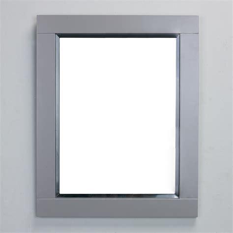 2933 gray bathroom mirror contemporary 30 inch grey finish bathroom vanity marble