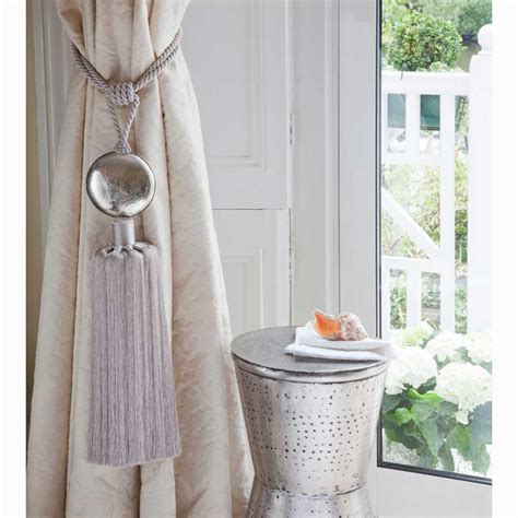 tiebacks for curtains creative curtain tie back ideas curtain menzilperde net