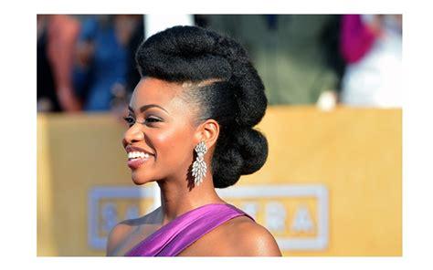 8 Elegant Hairstyles For Natural Hair